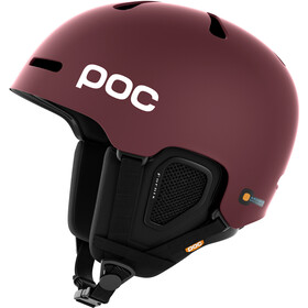 POC Fornix Helmet copper red